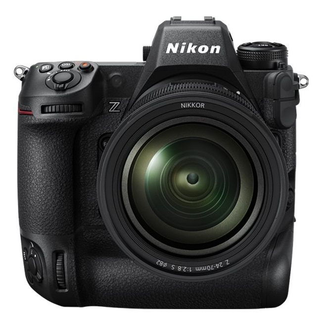 Spitzenmodell Nikon Z9 kommt 2021