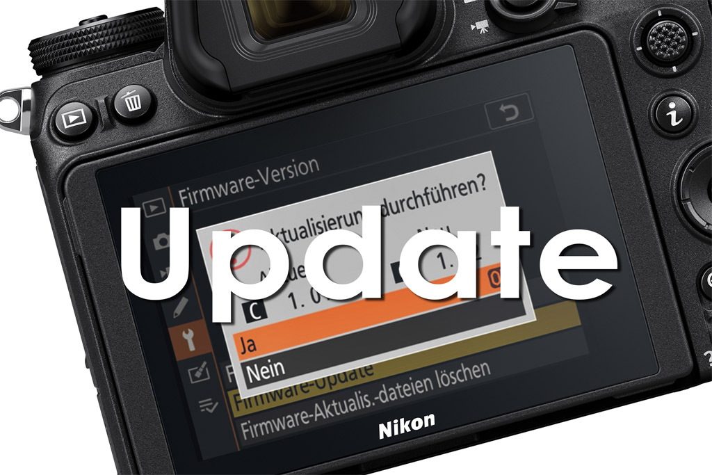 Firmware-Update April 2021