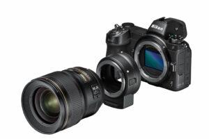 Objektive mit dem Nikon FTZ Adapter nutzen